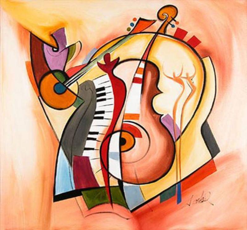 Музыка авангардного стиля в музыкально-учебной деятельности учащихся