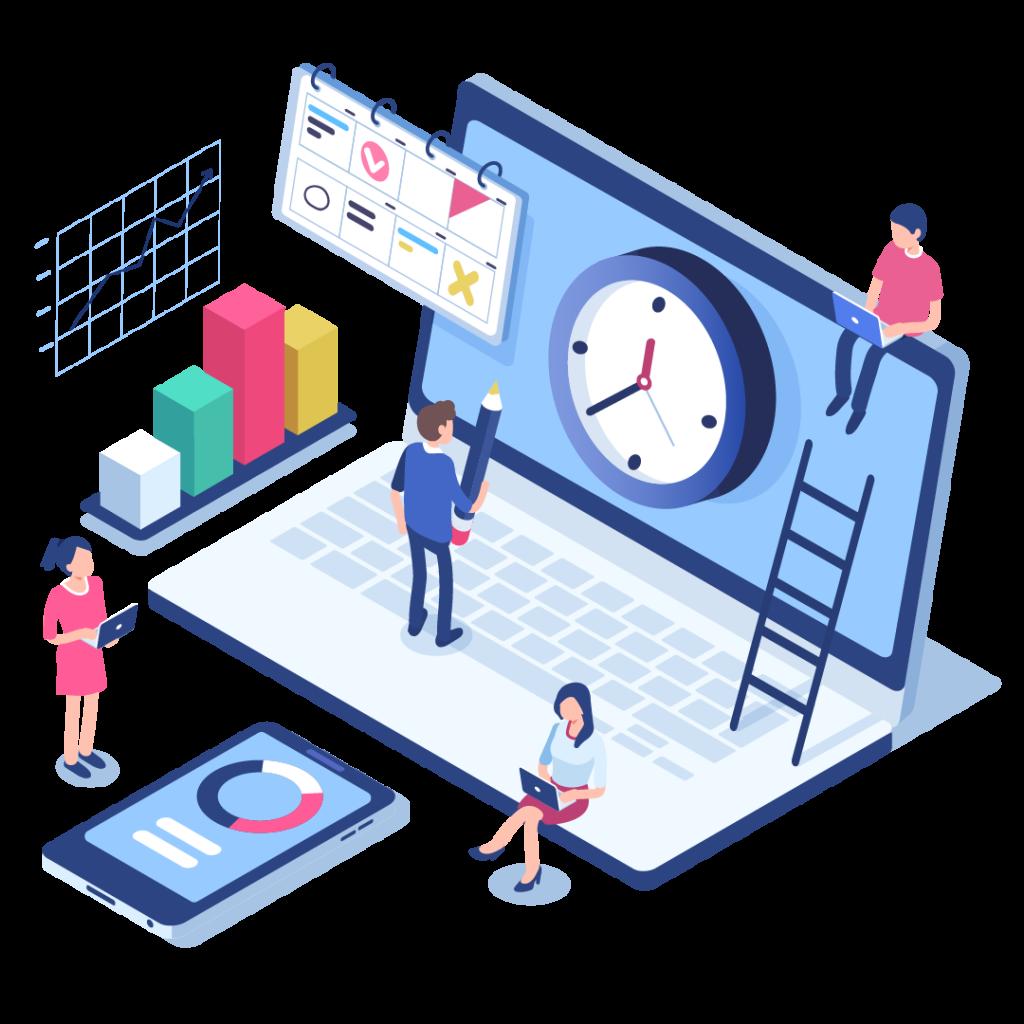 Онлайн технологии организации наставничества